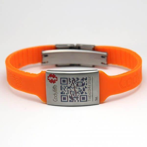16f9e8dc2349 Pulsera Codylife Niza Flex (8 colores) - The Hippo House